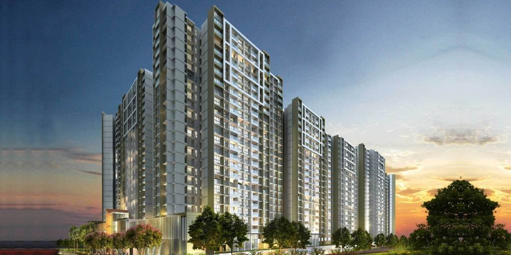 Vasant Oasis| Sheth Vasant Oasis, Marol Andheri East - 2, 2.5 & 3BHK residential Apartments